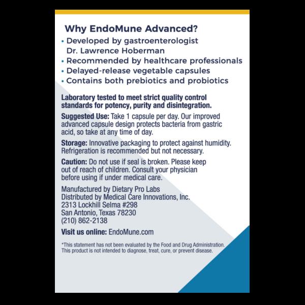 why endomune advanced