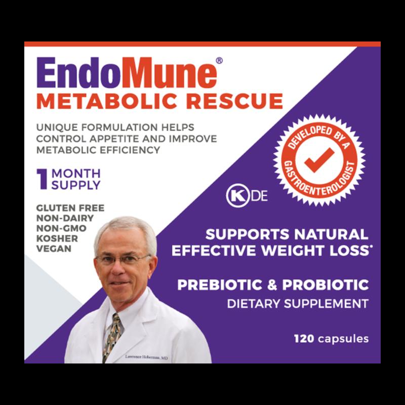 EndoMune metabolic rescue