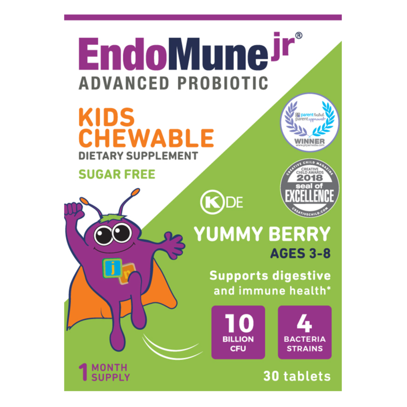EndoMUne jr kids chewable