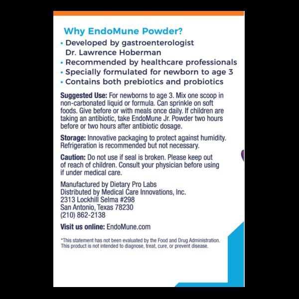 why endomune powder