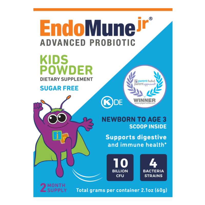 EndoMune jr probiotic kids powder