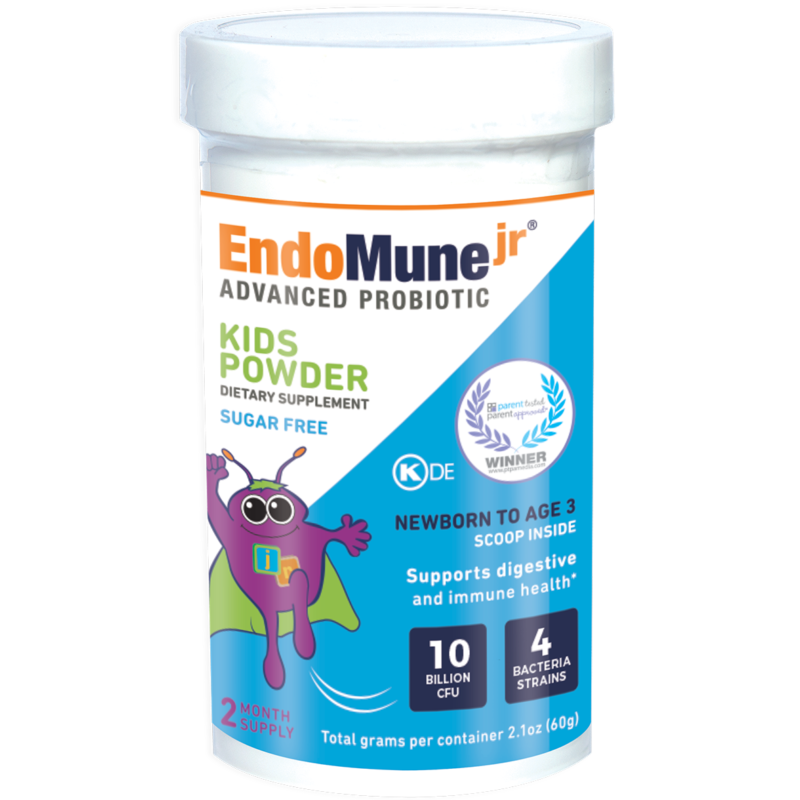 EndoMune jr Kids Probiotic Powder