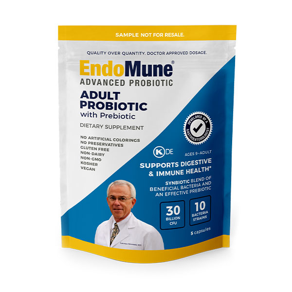 EndoMune Adult Probiotic Trial Pack