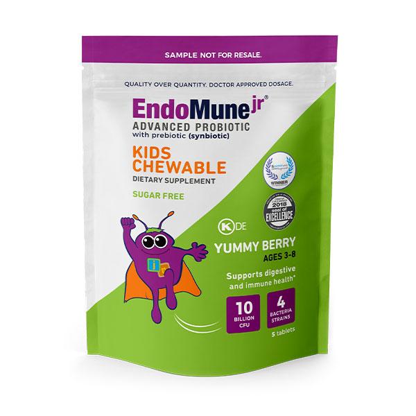 EndoMune Chewable Trial Pack