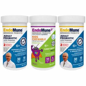 EndoMune Family Pack