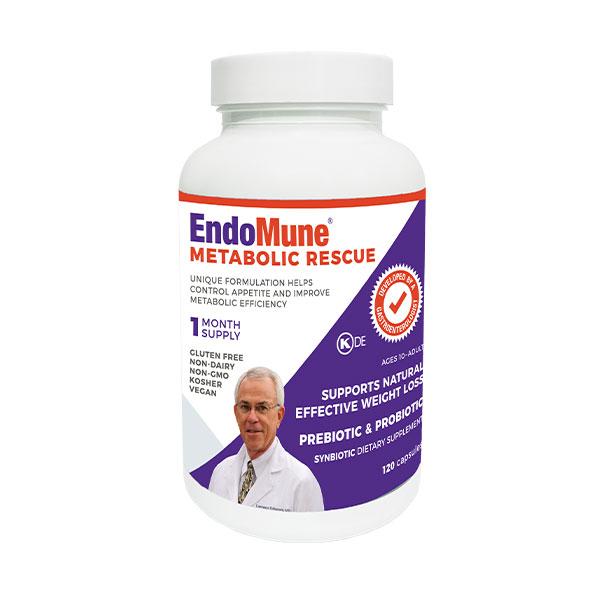 EndoMune Metabolic Rescue Bottle