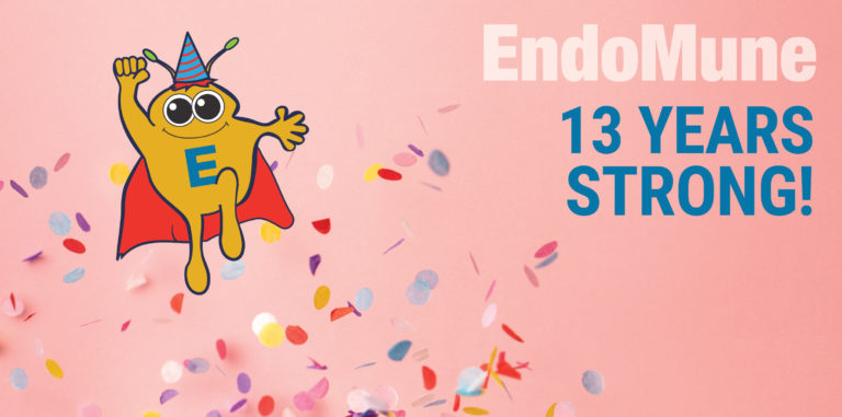 EndoMune is 13 Years Strong!