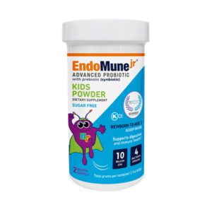 EndoMune Jr Kids Probiotic Powder