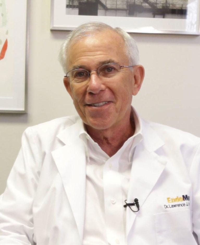 Photograph of Dr. Lawrence J Hoberman