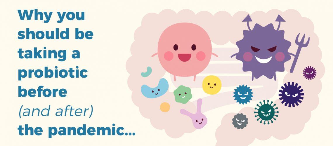take a probiotic during coronavirus pandemic